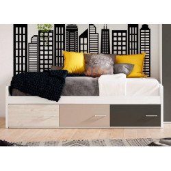 Colchón Iron Anti bacteriano